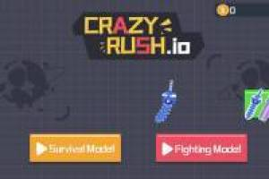 Crazy Rush Battle Royale IO
