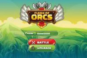 Clash of Orcs