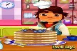 Cocinando con subway surfers