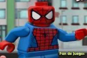 Lego Spiderman finale