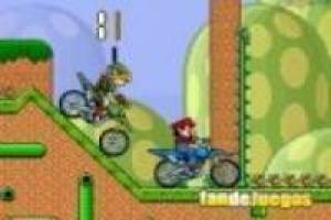 Mario vs Zelda: Les motos