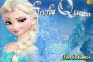 Frozen, snow queen