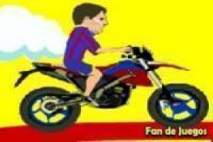 Lionel messi motorcycle