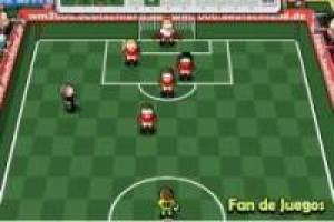 Football manager Flash