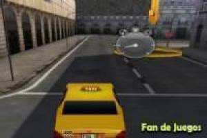 Taxi licence 3d