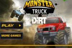 Rally con Monster Truck