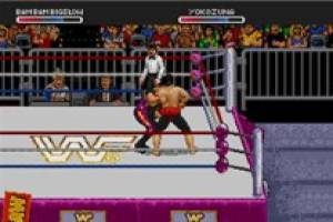 WWF Raw (USA, Europe)