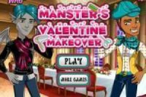 Juego Monster High especial San Valentín Gratis