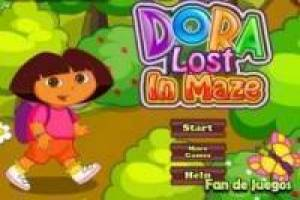 Free Dora the maze Game