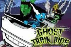 Rijden de Ghost Train