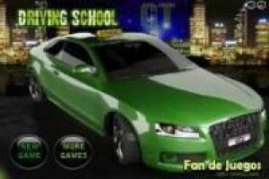 Free Driving school Game