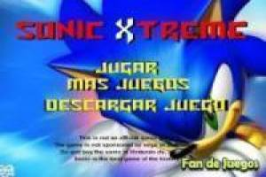 Sonic xtremer