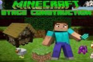Juego Minecraft Stage Construction Gratis