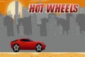 Hot Wheels: обгон на дороге