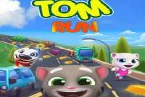 Tom Run: Der U-Bahn-Surfer von Talking Tom