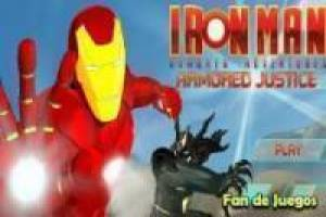 Iron Man bare hevn