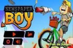 Newspaper boy saga
