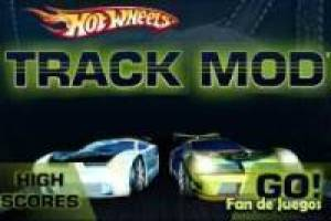 Hot Wheels mod pista
