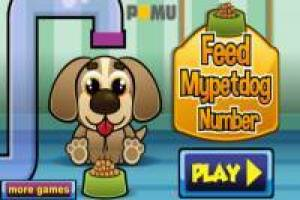 Feed My Pet Dog Number