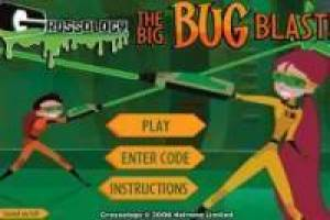 Grossology the big bug blast!