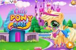 First aid for our little pony