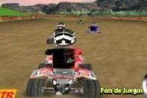 Free 3d racing quad Game