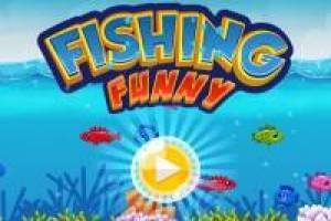 Funny fishing Online