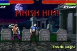 Mortal Kombat video