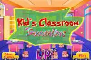 Decorate this classroom