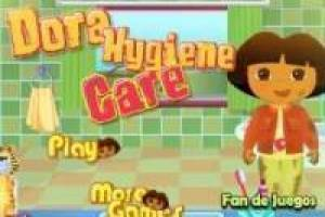 Free Casting of Dora the Explorer Game