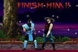 Free Mortal kombat 2 Game
