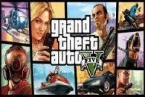 Free Grand theft auto v five: puzzle Game