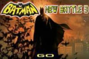 Juego Batman New Battle 3 Gratis