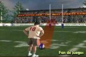 Rugby penalty