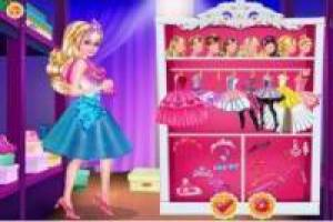First-class ballet Princess Barbie