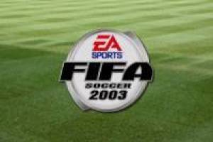 FIFA 2003 PlayStation