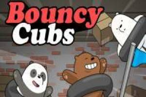 We Bare Bears: Bouncy Cubs