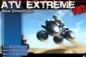 Juego Atv extreme new dimension Gratis