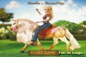 Cheval barbie
