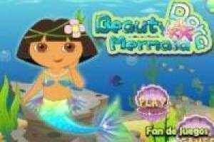 Dora Mermaid