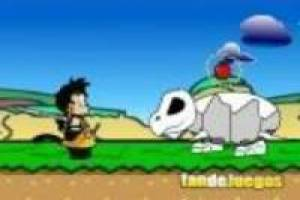 Dragon ball z gohan adventure