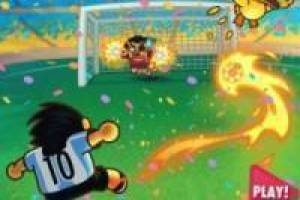 Fútbol: foot chinko