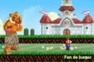 Free Mario runs and runs Game
