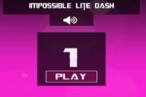 Impossible Lite Dash al estilo Geometry Dash