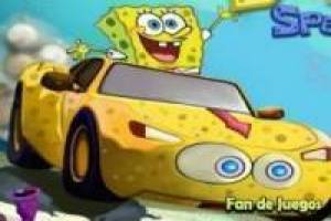 SpongeBob: Car Racing