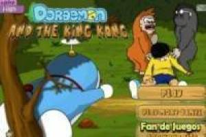 Doraemon vs. King Kong