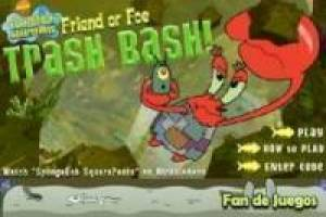 Friend or Foe TRASH BASH!