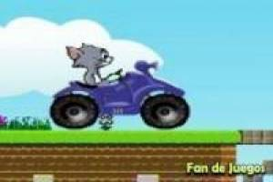 Tom et Jerry vtt