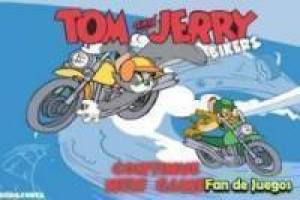 Juego Tom y jerry: motos Gratis