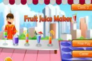 Fruit smoothie business